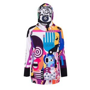 Pablo snowboard jacket with mask GAGABOO